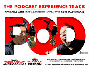 The Podcast Experience Track ONLY (June 2020 Cohort) COMPLETED